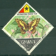 Ghana: 1967   International Tourist Year  SG493   12½n.p.   Used - Ghana (1957-...)