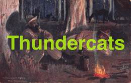 CPA AUSTRALIA AUSTRALIAN TYPES RAPHAEL TUCK ARTIST SIGNED ILLUSTRATEUR - Australie
