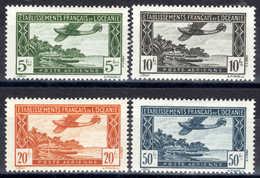 Oceanie ( Etab Français De  ) - 1944  - Type De 1934 Sans RF  - PA 14 à 17  - Neufs * - MLH - Oceania (1892-1958)