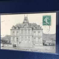 27 Ivry 1938  Mairie - Ivry-la-Bataille