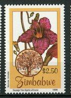Zimbabwe 1996 $2.50 Flowering Trees Issue #754   MNH - Zimbabwe (1980-...)