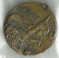 "927 "" RIFUGIO TORINO - Mt. 3324 - COURMAYEUR Mt. 1224  "" ORIG - Italy"