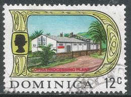 Dominica. 1969 QEII. 12c Used. SG 281 - Dominica (...-1978)