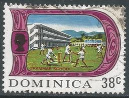 Dominica. 1969 QEII. 38c Used. SG 285 - Dominica (...-1978)