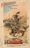 PUBLICITE : DENTIFRICE KALODONT Illustrée Par L VALLET - Werbepostkarten