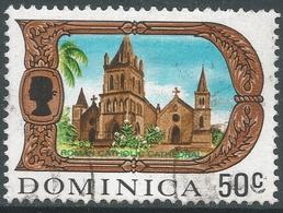 Dominica. 1969 QEII. 50c Used. SG 286 - Dominica (...-1978)