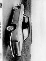 REGIE DES USINES RENAULT DE BILLANCOURT - RENAULT CARAVELLE 1100 CABRIOLET - Automobiles