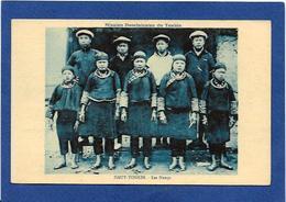 CPA Tonkin Indochine Asie Types Ethnic Non Circulé Les NUNGS - Viêt-Nam