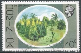 Dominica. 1975 QEII. 40c Used. SG 502 - Dominica (...-1978)