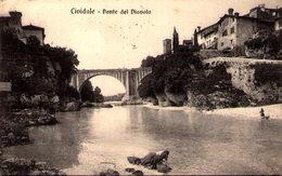 CIVIDALE - Ponte Del Diavolo - Otras Ciudades