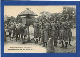 CPA Annam Indochine Asie Types Ethnic Non Circulé Musicien Annamite - Viêt-Nam