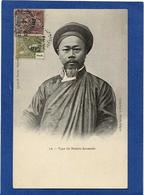CPA Annam Indochine Asie Types Ethnic Timbré Non Circulé Notable Annamite - Viêt-Nam