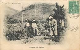 CHINE , YU-NAN , Europeens Dans La Brousse , * 277 90 - Chine