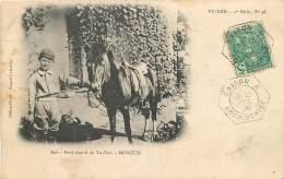 CHINE , YU-NAN , BOB Petit Cheval ,  MONGTZE , * 277 92 - Cina
