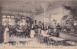 71 / CHALON SUR SAONE / INTERIEUR DU GRAND CAFE - Chalon Sur Saone