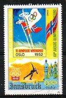 GUINEE EQUATORIALE. Timbre De 1976 Oblitéré. J.O  D'Oslo/Patinage De Vitesse. - Winter 1952: Oslo