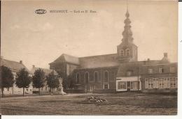 Meerhout - Kerk En H. Hart. - Meerhout