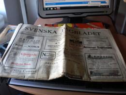 Svenska Dagbladet  Stockholm  1923 25 Juni - Libros, Revistas, Cómics