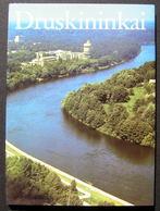 Lithuanian Book / Druskininkai / Photo Album 1988 - Livres, BD, Revues