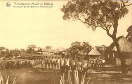 Benediktijner Missie In Katanga  - Missiestatie St Jan-Baptist Te Mukabé Kasari - Non Classés