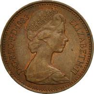 Monnaie, Grande-Bretagne, Elizabeth II, Penny, 1983, TB+, Bronze, KM:927 - 1971-… : Monnaies Décimales