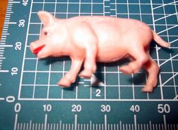 MAIALE PIG MINIATURA VINTAGE HONG KONG - Pigs