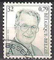Belgien  (2000)  Mi.Nr.  2981  Gest. / Used  (5bd09) - Belgium
