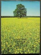 Lithuanian Book Gimtoji žemė Lietuva / Photo Album 1988 - Books, Magazines, Comics