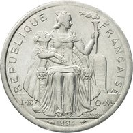 Monnaie, Nouvelle-Calédonie, Franc, 1994, Paris, TTB, Aluminium, KM:10 - New Caledonia