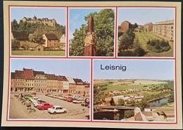 Ak DDR -  Leisnig - Stadtansichten - Leisnig