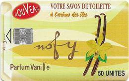 Madagascar - Telecom Malagasy - Nofy Toilet Soaps - 50Units, SC7, 20.000ex, Used - Madagaskar