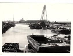 Photo Originale Madagascar Tamatave (19Juin 1935) Le Port Vu De La Cale De Céranage  (SP1937) - Afrique