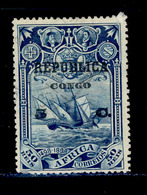 ! ! Congo - 1913 Vasco Gama On Africa 5 C - Af. 79 - Used - Congo Portugais