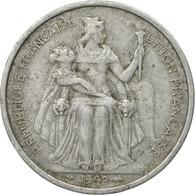Monnaie, Nouvelle-Calédonie, 5 Francs, 1952, Paris, TB+, Aluminium, KM:4 - New Caledonia