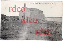 FRANCE Bouches-du-Rhône Cap Couronne, La Chapelle De Sainte-Croix - Altri Comuni