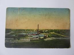 Romania Noua(Cadrilater Historical Romania)-Dobrici/Bazargic,brick Factory,Romanian Used Postcard About 1914 - Romania