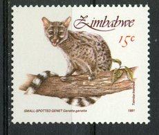 Zimbabwe 1991 15c Gennet Issue #632  MNH - Zimbabwe (1980-...)