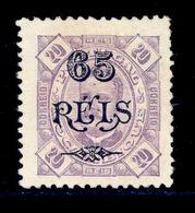 ! ! Mozambique - 1903 King Carlos OVP 65 R - Af. 79 - No Gum - Mozambique
