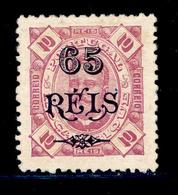 ! ! Mozambique - 1903 King Carlos OVP 65 R - Af. 77 - No Gum - Mozambique