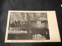 ROMA Ricordo Delle Catacombe Di S. Callisto - Cappella E Tomba Di S. Cecilia - Kerken
