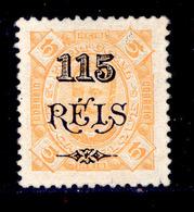 ! ! Mozambique - 1903 King Carlos OVP 115 R - Af. 81 - No Gum - Mozambique