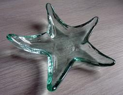 Etoile De Mer En Verre - Verre & Cristal