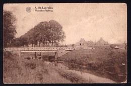 SINT LAUREINS - MOERSHOOFDEBRUG - NIET COURANT ! - Sint-Laureins