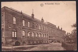 SINT LAUREINS - KLOOSTER - NIET COURANT ! Stempel / Tampon ST LAURENT - ST LAUREINS 1929 - Sint-Laureins