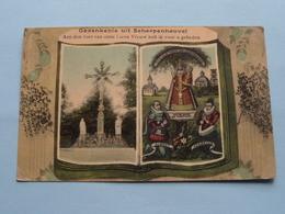 Gedenkenis Uit Scherpenheuvel : Aan Den Voet Van Onze Lieve Vrouw .......... ( D. Stalmans ) Anno 19?? ( Zie Foto's ) ! - Scherpenheuvel-Zichem