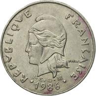 Monnaie, Nouvelle-Calédonie, 20 Francs, 1986, Paris, TB+, Nickel, KM:12 - New Caledonia