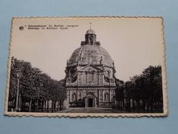De Basiliek, Voorgevel - La Basilique Façade ( Grote Bazar ) Anno 1963 ( Zie Foto's ) ! - Scherpenheuvel-Zichem