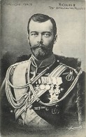 RUSSIE , Nicolas II Tsar De Toutes Les Russies , * 287 54 - Russie
