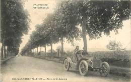 63 , ST AMANT TALLENDE , Allée De St Saturnin , Vieille Voiture , * 287 94 - Other Municipalities