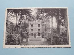 Wechelderzande - Voorzicht ( Pastorij ) XVII Eeuw ( 3 - Albert / L. Proost-Poels ) Anno 19?? ( Zie Foto's ) ! - Lille